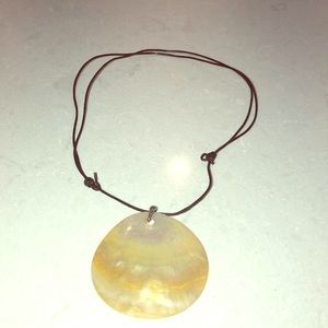 Adjustable Shell Necklace, Delicate & Stylish